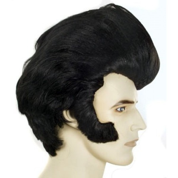 Elvis Costumes Wig And Ches Hair