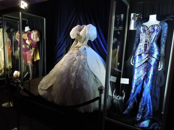 Evil Queen Narissa Costume Worn By Susan Sarandon In Enchanted On