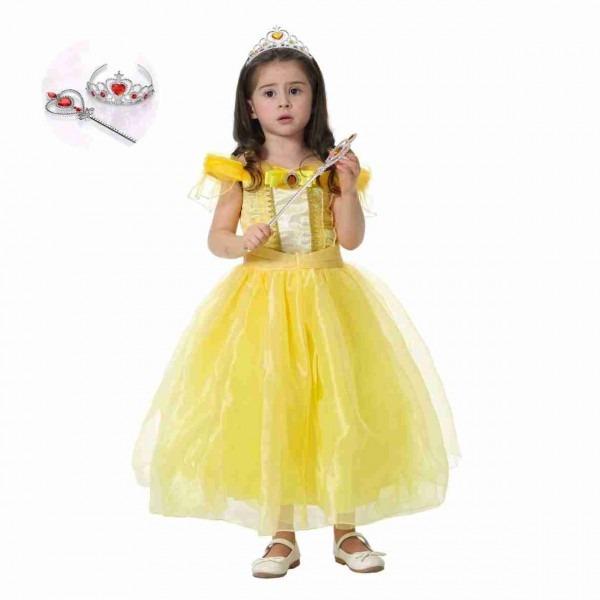 Es Halloweencostumescomrhhalloweencostumescom Disney Belle Dress