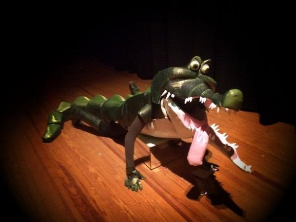 Cyt Tick Tock Crocodile Costume  9 Steps