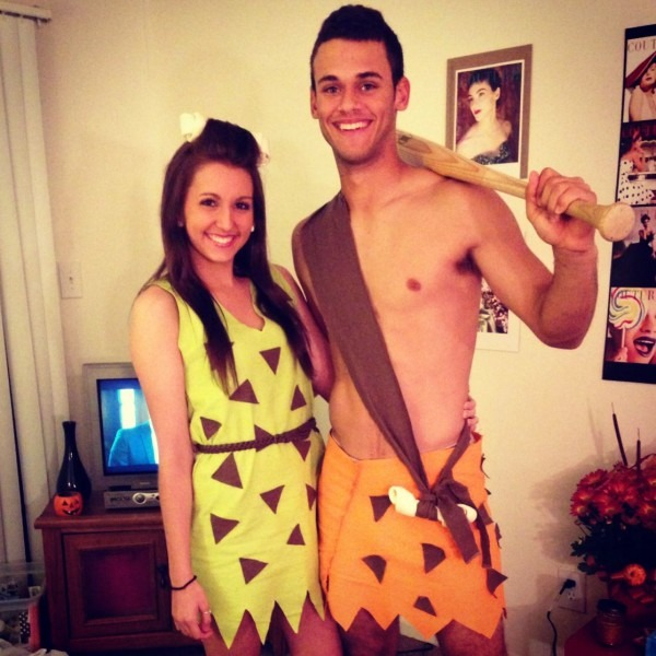Probably The Closest Pebbles & Bam Bam Costume To What I Was