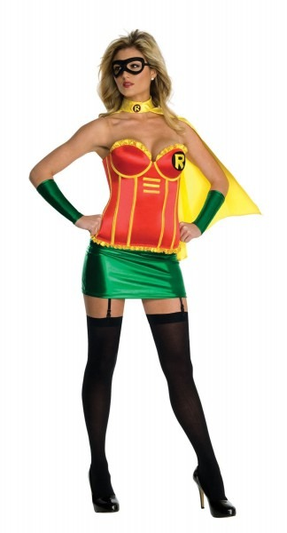 Robin Female Deluxe Adult