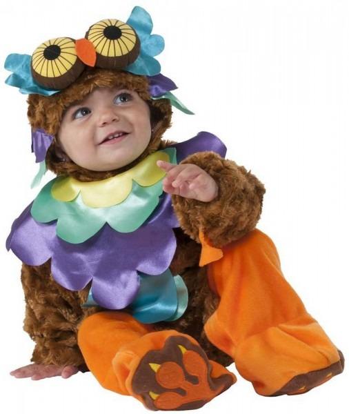 Rubies Night Owl Baby Costume 12