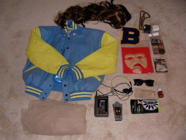 Teen Wolf Costume  4 Steps (with Pictures)