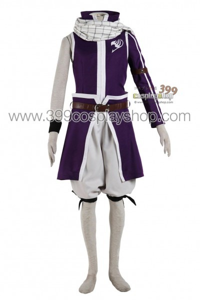 Fairy Tail Cosplay Costumes