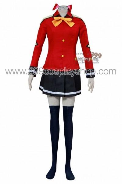 Fairy Tail – Wendy Marvell Cosplay Costume (edolas Arc)
