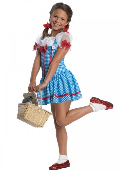 Uncategorized ~ Fantastic Dorothy From Wizard Of Ozstume Image
