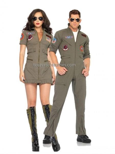 Top Gun Couples Halloween Costume