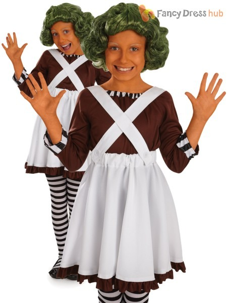 Willy Wonka Candy Costumes
