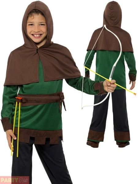 Toddlers Robin Hood Costume