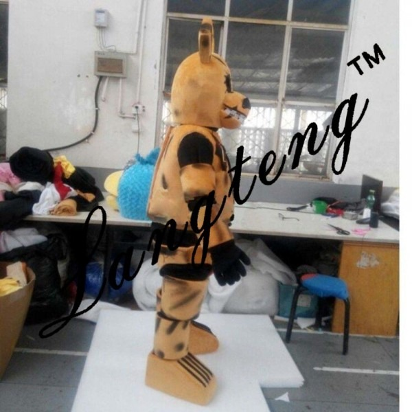 Five Nights At Freddy's Fnaf Toy Creepy Brown Bunny Mascot