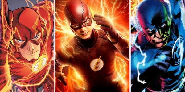 Ranking 15 Flash Costumes From Worst To Best