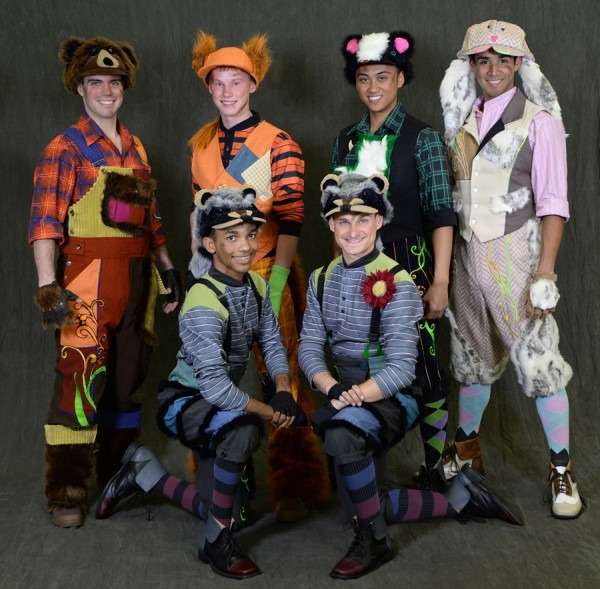 Style Snapshots  'disney Festival Of Fantasy' Parade Costumes