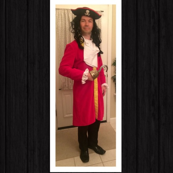 Captain Hook Coat