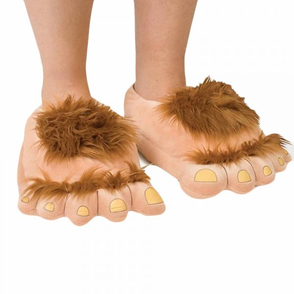 Detail Feedback Questions About Funny Unisex Plush Slipper Big