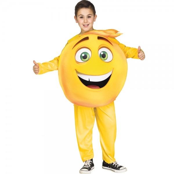 Kids Emoji Movie Gene Halloween Costume