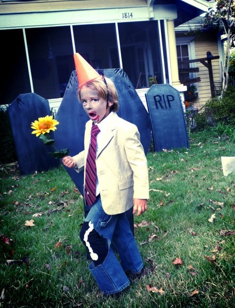 Conehead Zombie Costume (plants Vs Zombies)  5 Steps (with Pictures)