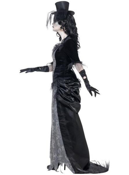 Ghost Town Black Widow Costume  The Coolest