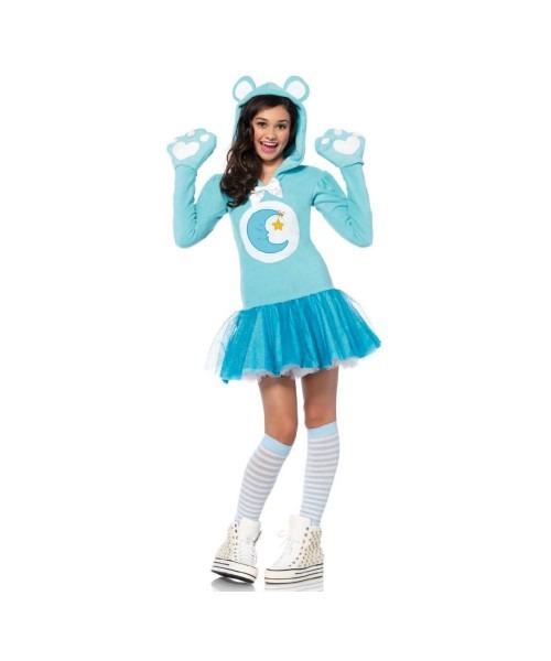 Care Bears Bedtime Bear Teen Girls Costume