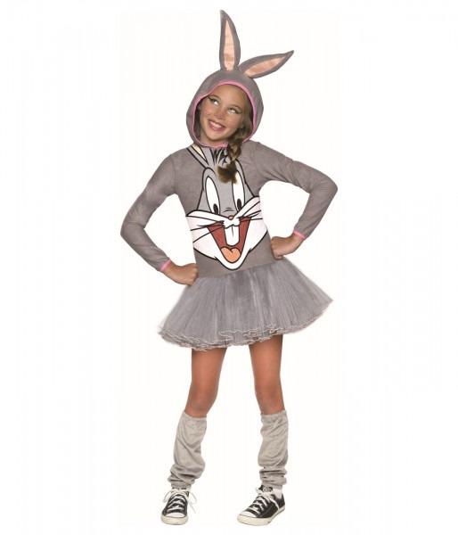 Looney Tunes Bugs Bunny Girls Costume