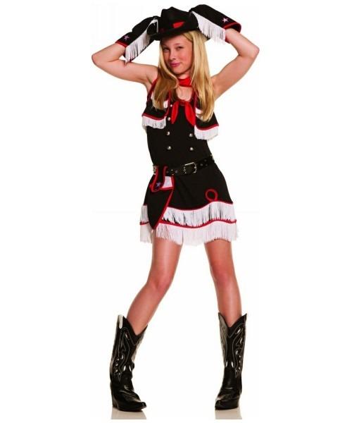 Cowgirl Cutie Teen Costume