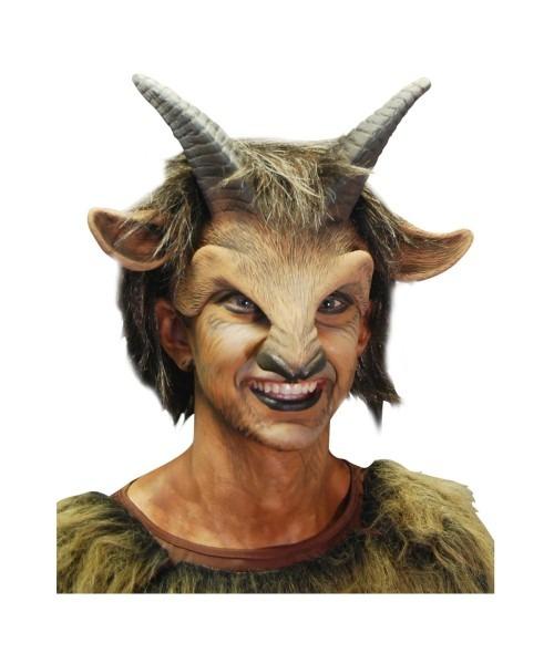 Adult Goat Halloween Mask