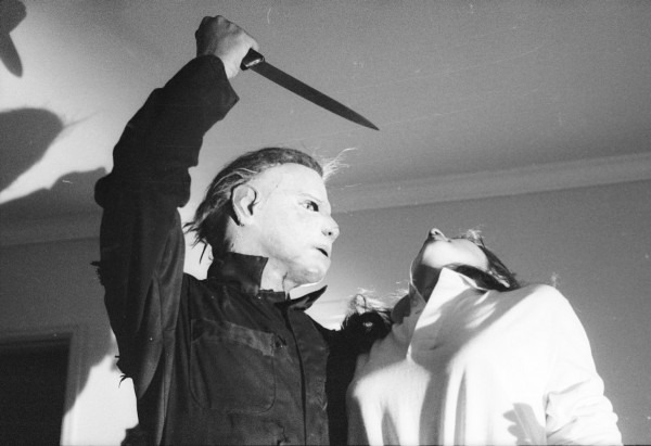 Makeup Effects Artist Talks Creating New Michael Myers Mask For