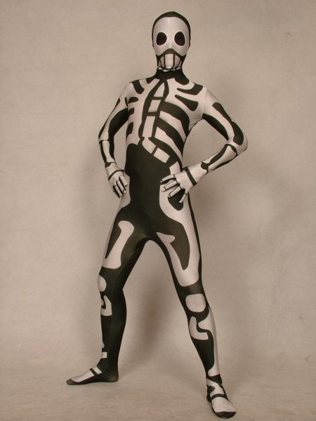 Buy Full Body Skeleton Costume And Get Free Shipping On Aliexpress Com