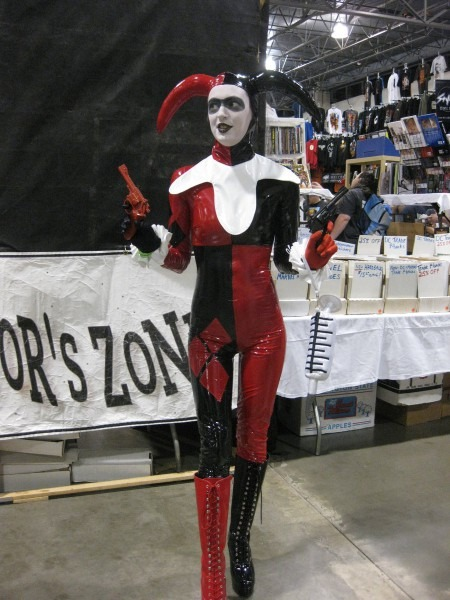 Harley Quinn Has To Be One Of The Hardest Cosplays To Pull Off
