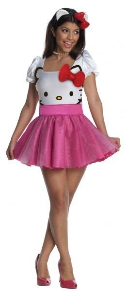 Hello Kitty Tutu Dress For Baby