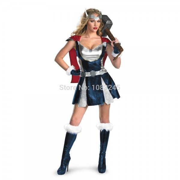 Hot Selling Disfraces Infantiles Infantil Women's Marvel Avengers