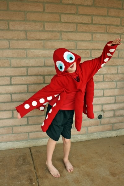 Finding Dory Costume  Hank The Octopus