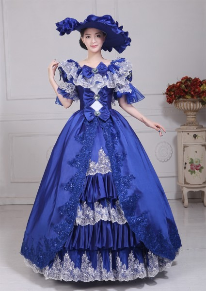 Halloween Costumes For Women Edwardian Costume Medieval Court