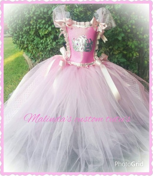 Princess Tutu Dress Costume 2t