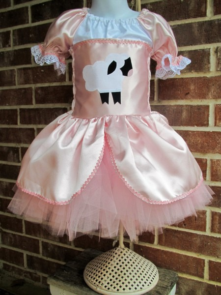 Boutique Custom Handmade Pageant Girls Little Bo Peep Or Mary Had