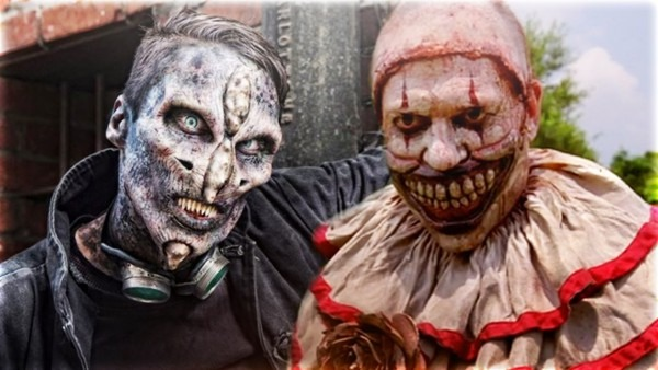Images Of Scary Halloween Characters