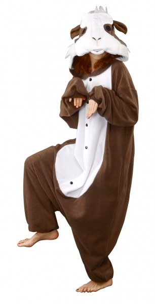 Bcozy Cushi Guinea Pig Costume For Adults