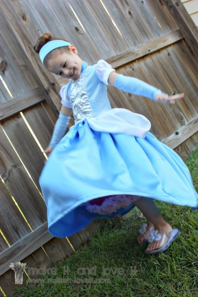 Cinderella Dress Accessories – Make It And Love It