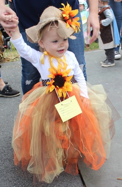 Bght  More Grahamsville Pumpkin Parade Photos