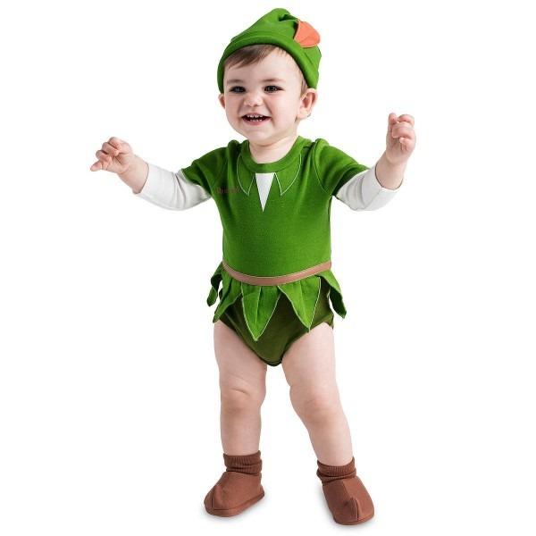 Infant Peterpan Costume