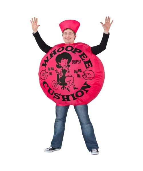 Adult Whoopee Cushion Inflatable Costume