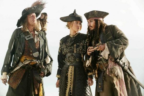 Jack Sparrow Costuming