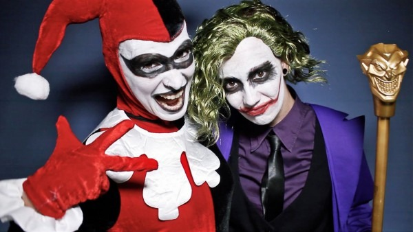 13 Joker And Harley Quinn Cosplay