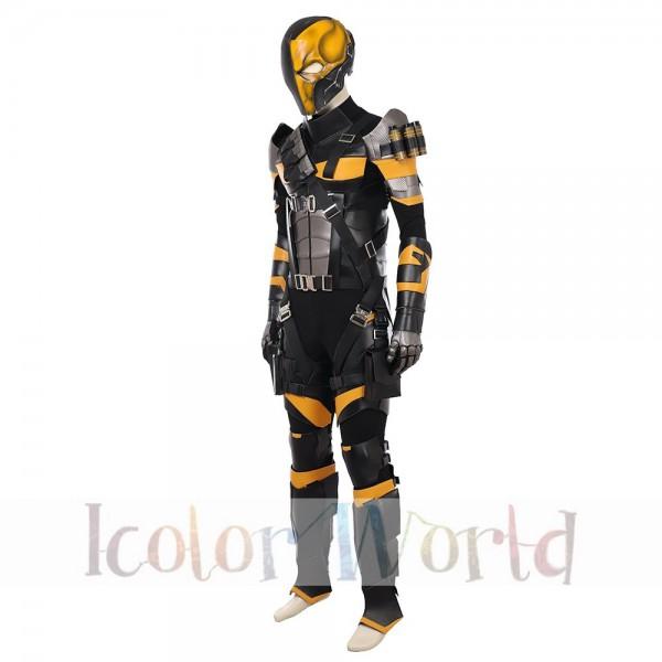 Justice League Slade Wilson Deathstroke Cosplay Costume