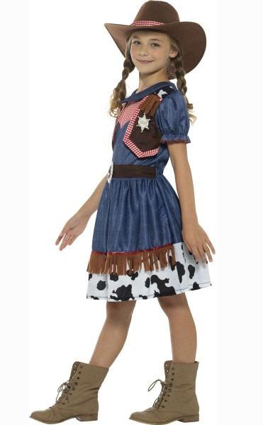 Wild West Girls Book Week Costume
