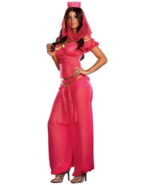 Genie May K  Wish Adult Costume