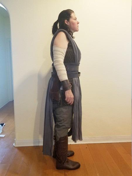Rebel Legion    Viewing Costume    Rey (the Last Jedi)