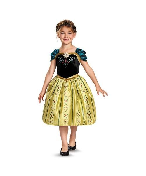 Disney Frozen Anna Coronation Gown Classic