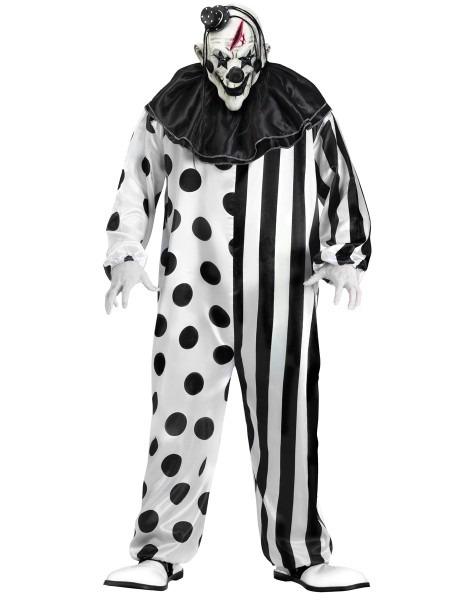 Killer Clown Costumes (for Men,women ,kids)
