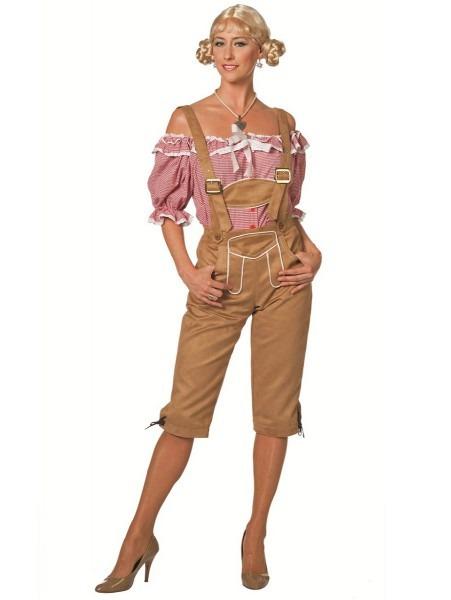 Lederhosen Costumes (for Men, Women, Kids)